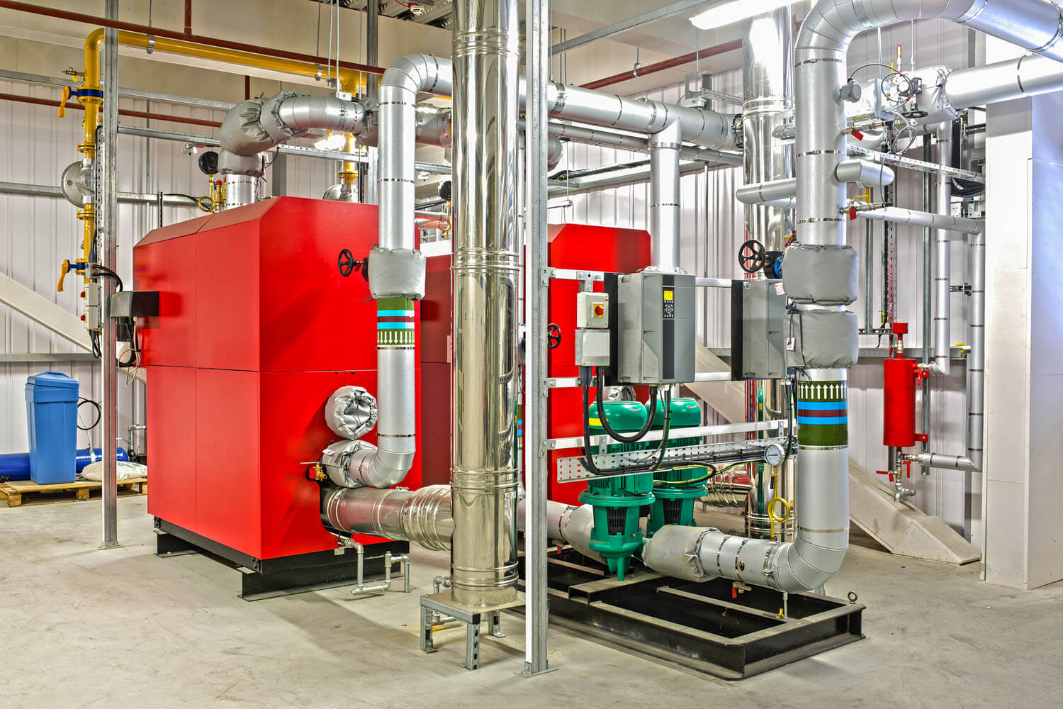 Commercial Boiler Servicing